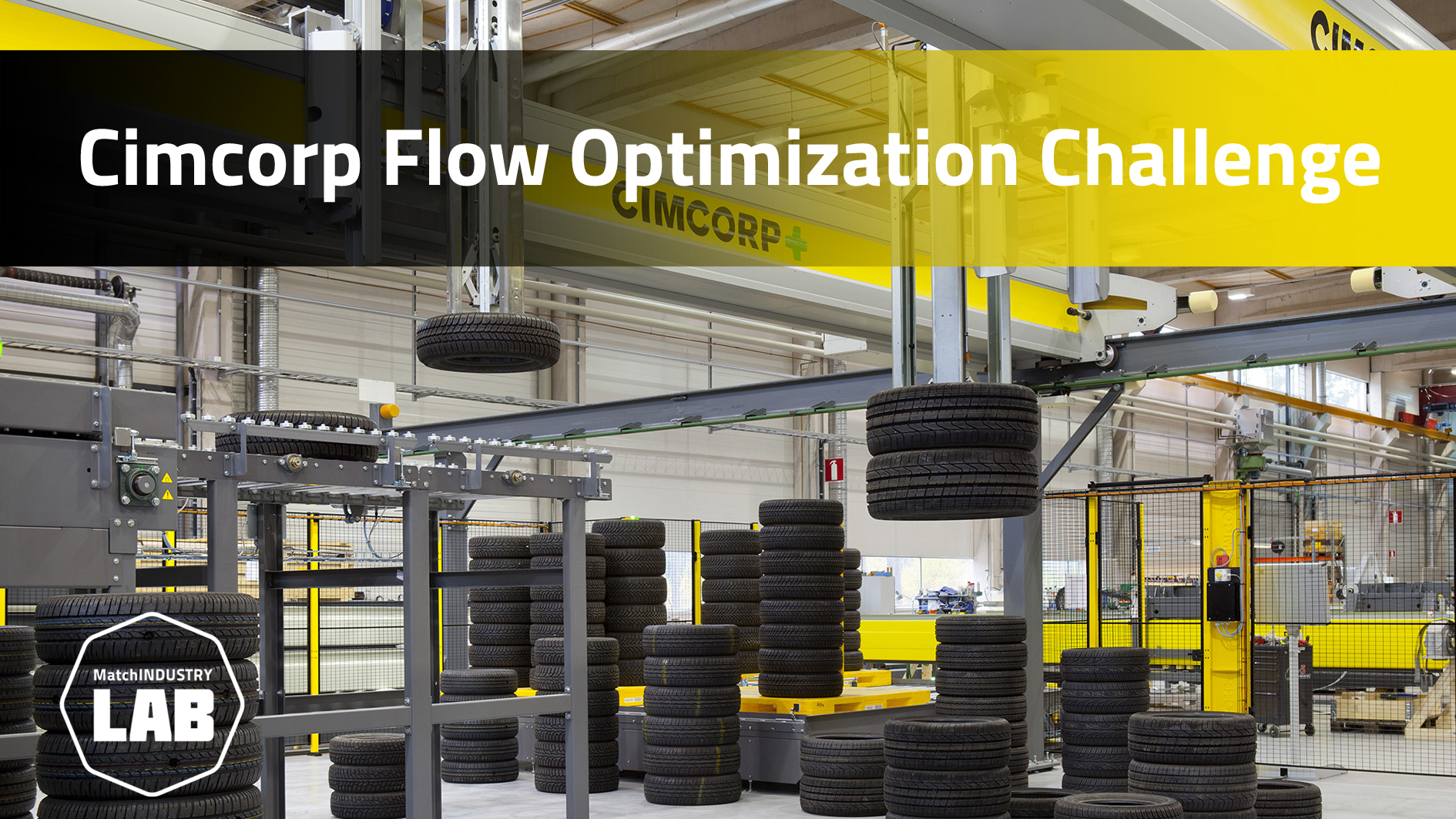 Cimcorp Flow Optimization Challenge